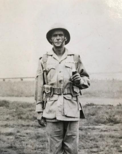 Bernard Leffler WW2