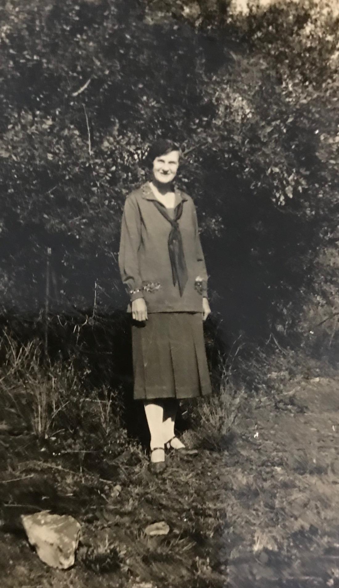 Margaret Gardener Leffler