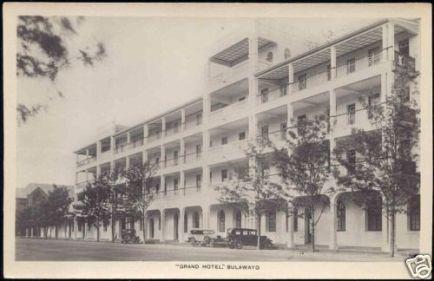 grand hotel bulawayo